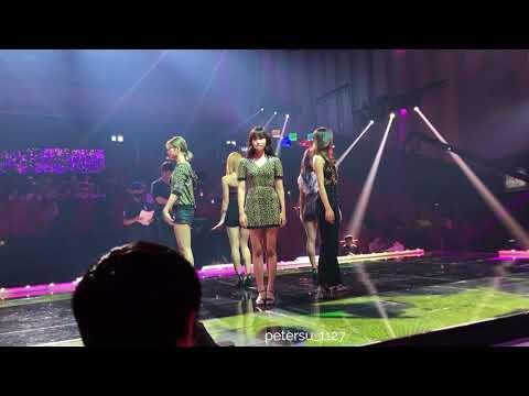 180629 TWICE 트와이스 'So Hot'(cover) 직캠 KBS Music Bank 20th Anniversary 뮤직뱅크 20주년