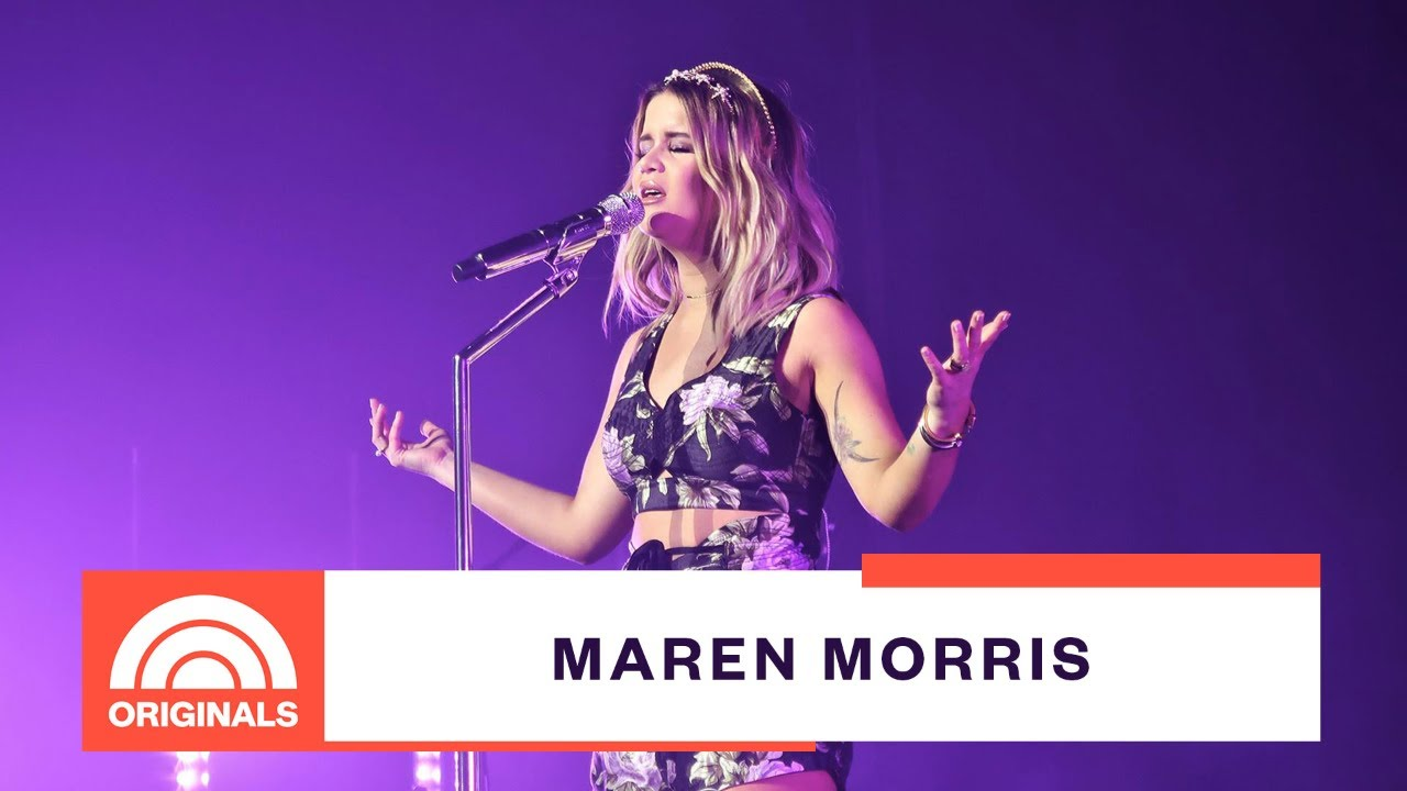 Take A Behind-The-Scenes Look At Maren Morris's Concert Tour | TODAY Original