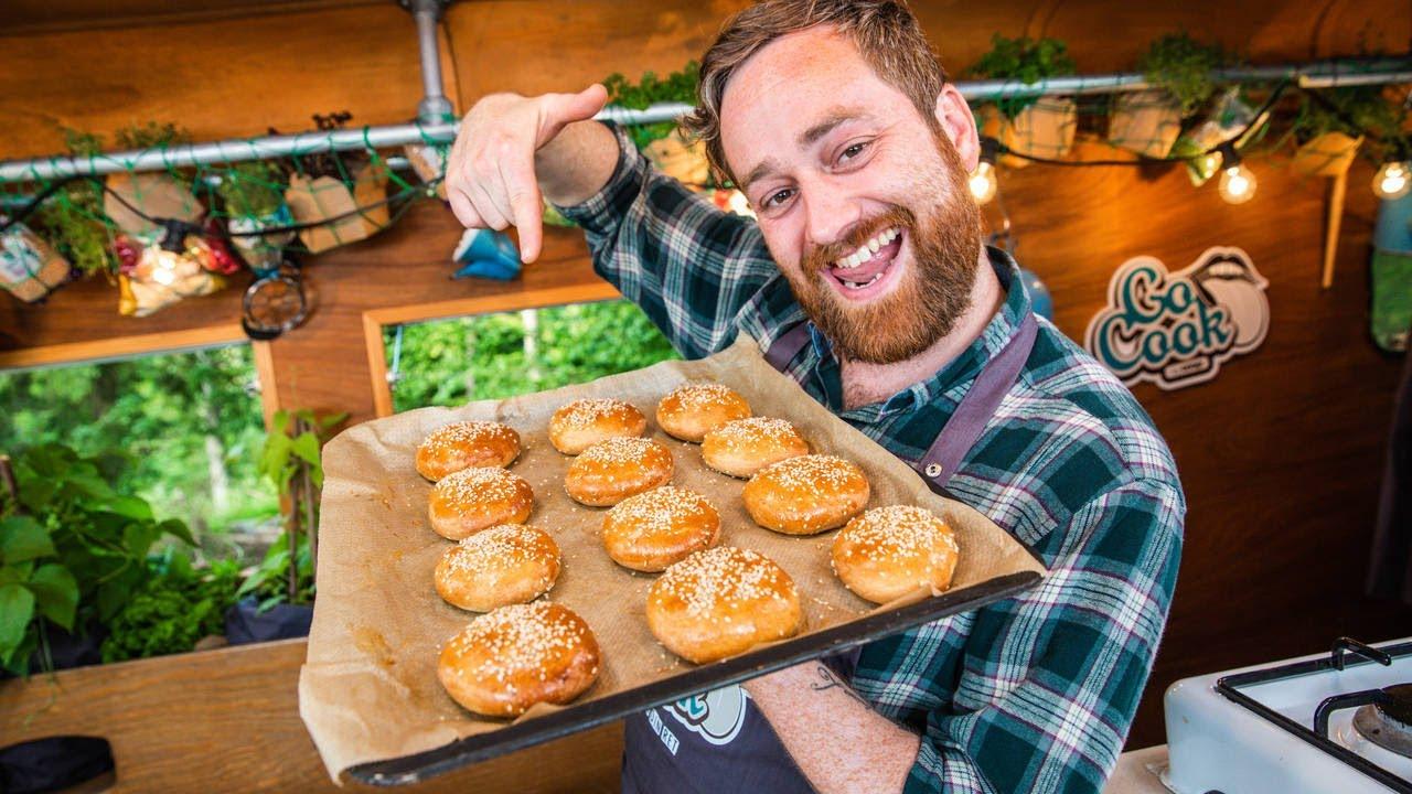 Film 16 | Sådan bager du mini burgerboller trin for trin | GoCook by Coop