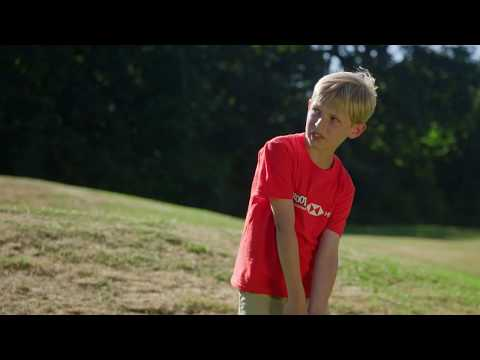 HSBC's Golf Roots: Everybody Stars Somewhere | Tricky Little Shot