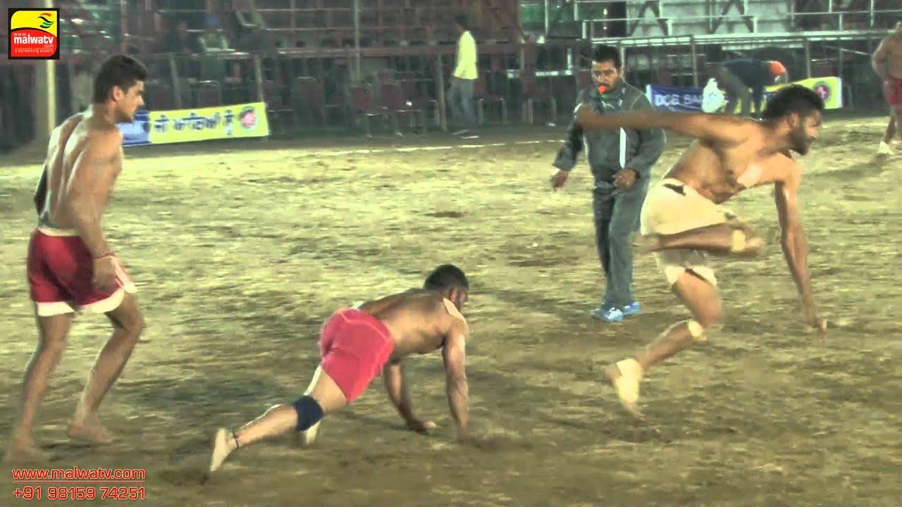 JAGRAON (Ludhiana) !!  KABADDI CUP - 2015 !! 75 Kgs.  FINAL !!  Full HD !!