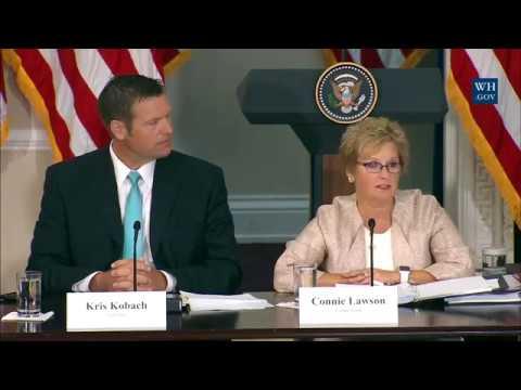 FULL: Vice President & President Donald Trump Presidential Advisory Commission on Election Integrity