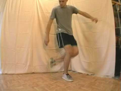 Anz' Trikz - Mirage & Illusion - Footbag Tutorials