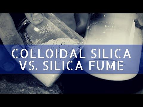 Colloidal Silica Vs. Silica Fume - Vlog #174