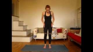 Fine Tune Pilates-Standing Pilates Cardio Workout