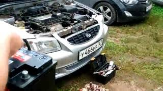 видео Аккумулятор автомобильный Extra Start 60 А/Ч 480 А обр. пол. (242*175*190) D24 560408