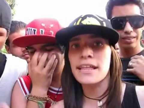 Rueda de Freestyle en plaza de Cagua- Cagua Suicida (Kwua Suicida)