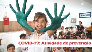 Como lavar as mãos? - Prevenção ao COVID-19