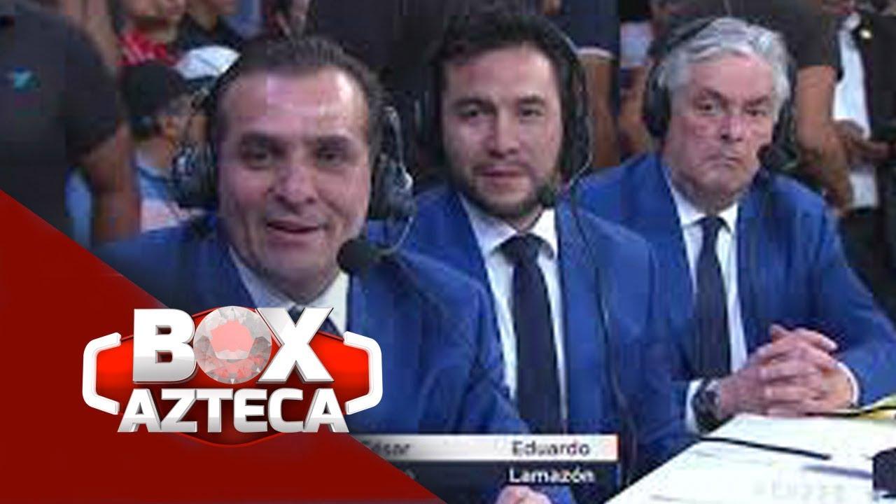 Box azteca deportes en vivo