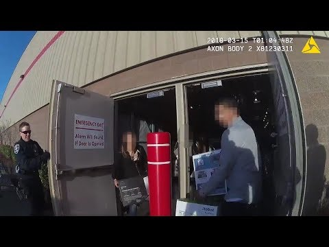 ACE - Costco Thieves Get Busted