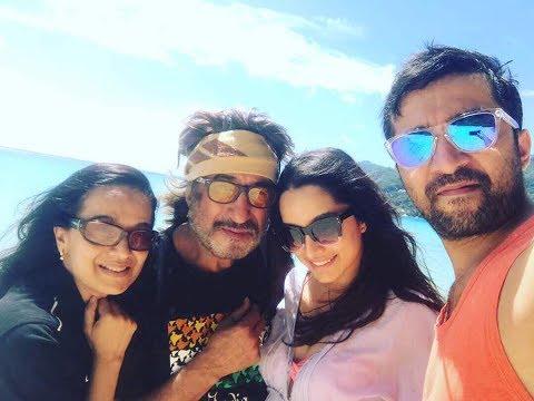 Shakti Kapoor's Emotional Message for Daughter Shraddha Shakti Kapoor