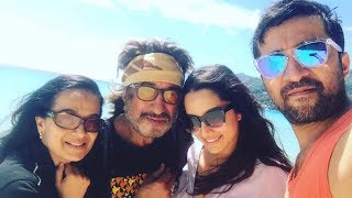 Shakti kapoor's message for daughter shraddha kapoor | shraddha kapoor