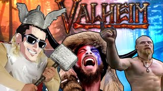 Why Is Valheim SO AWESOME?! - Early Access Done Right