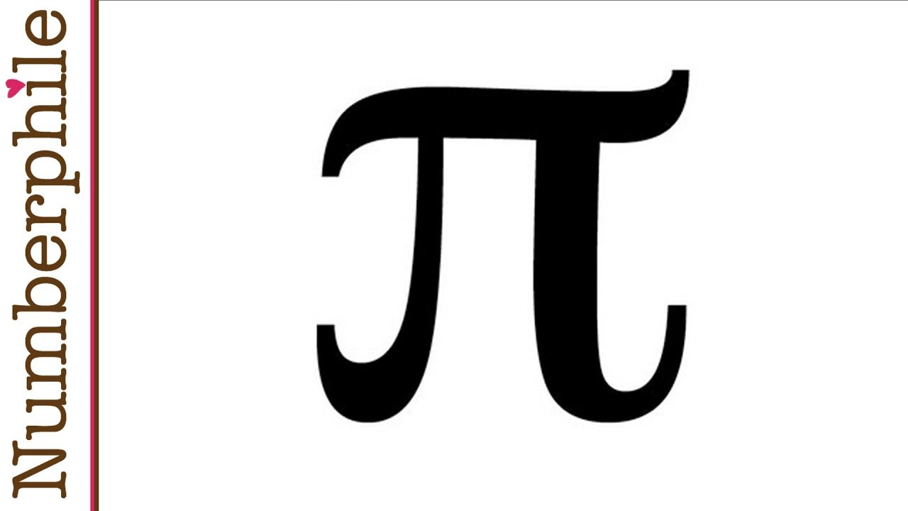 Pi - Numberphile - YouTube