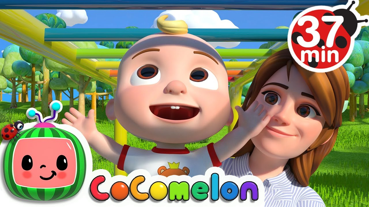 Yes Yes Playground Is Fun Song + More Nursery Rhymes & Kids Songs - CoComelon