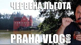 Чехия, замок Червена Льгота (Červená Lhota) Praha Vlog 069(Сегодня мы посетим замок Червена Льгота( Červená Lhota) ! Удивительно красивое место! Одно из мест съёмок чешског..., 2016-08-08T11:25:57.000Z)