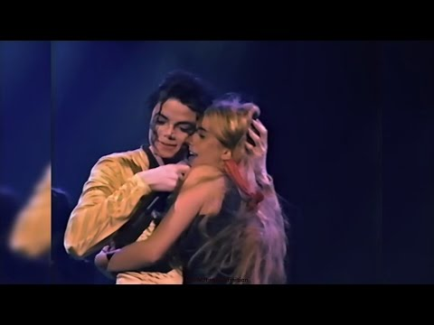 Michael Jackson - She's Out Of My Life - Live Argentina 1993 - HD