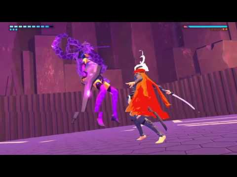 Im Done With This Game.....for now |Furi Ending| |
