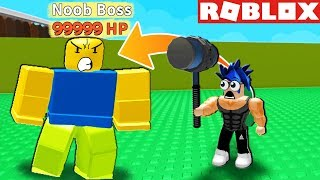 WEAPONS SIMULATOR ► NUBIKA BOSS hunting! Roblox