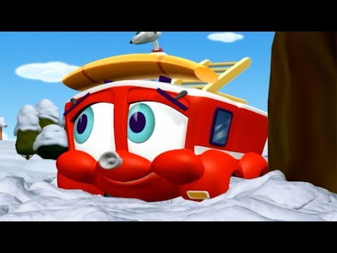 Finley The Fire Engine | Weather or Not | Christmas Special | Full Episode | Cartoons For Kids