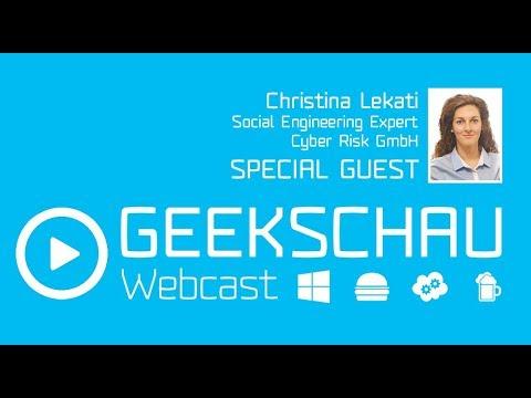 GeekSchau(EN) - Social Engineering