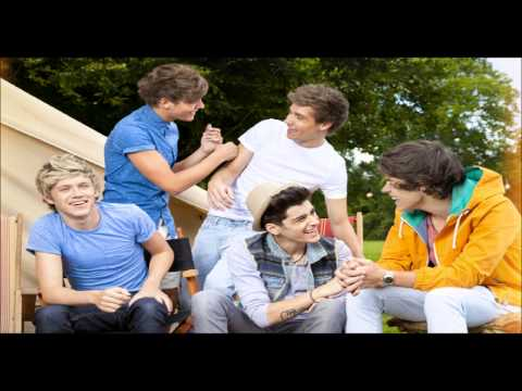 one direction live while we're young 1hour