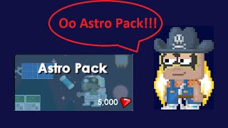 Growtopia Astro Pack