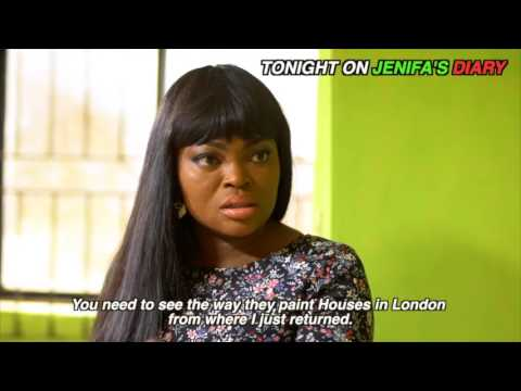 JENIFA'S DIARY SEASON 8 EPISODE 9   Showing on AIT (Ch 253 on DSTV) 7.30pm