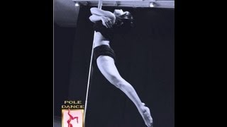 Mariana en Pole Dance Fitness Competition POLE DFC 2013