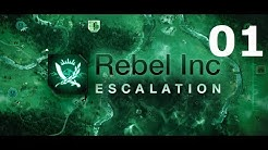 Angezockt! Rebel Inc: Escalation Deutsch #01 [ Rebel Inc: Escalation Gameplay HD ]