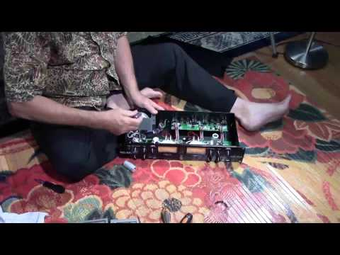Changing The Tubes In An Art Pro VLA II