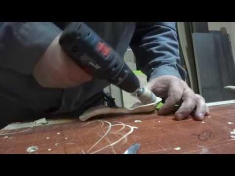 видео: Как _вырезать_ложку _легко_и_просто!