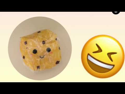 DIY Paper Squishy! Making a Cookie Paper Squishy | Mayel