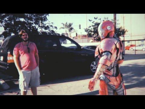 Iron Man Mark IX Flight Test
