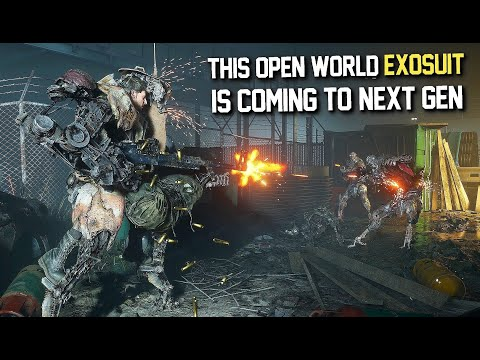 Stunning Open-World Shooter 'Plan 8' Looks Really Ambitious, Is Coming To Next-Gen Consoles
