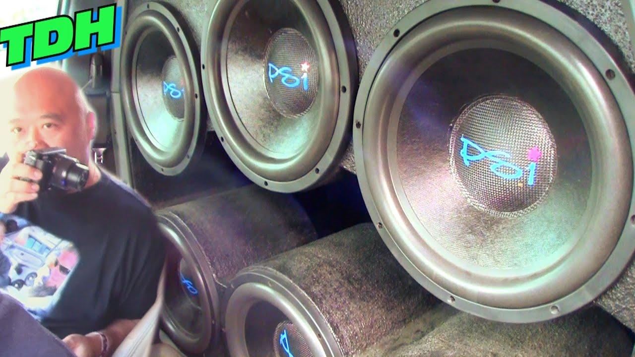 extreme car audio tdh 2015 w big bass flex loud. Black Bedroom Furniture Sets. Home Design Ideas