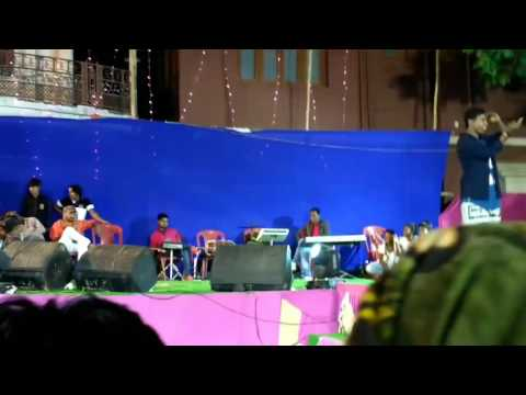 Mona Darling Nagpuri song in in stage