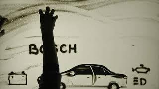 Smilšu kino par Bosch Baltijā