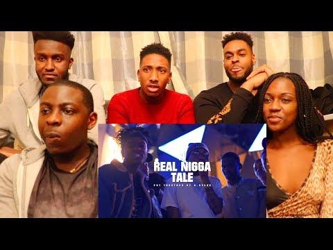 A-Reece feat.1000 Degreez - A Real Nigga Tale ( REACTION VIDEO ) || @reece_youngking @1000_DegreezSA