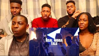 A-Reece feat.1000 Degreez - A Real Nigga Tale ( REACTION) || @reece_youngking @1000_DegreezSA