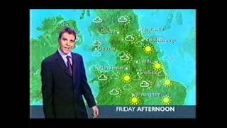 Repeat youtube video BBC Weather 17th March 2005