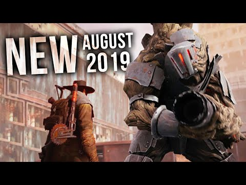 Top 10 NEW Games Of August 2019
