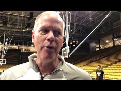 Tad Boyle 2/20 Post Practice Interview
