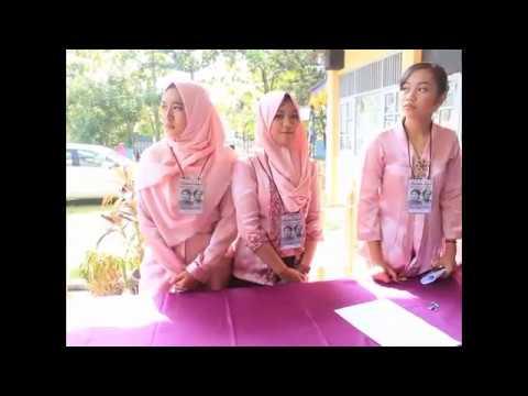 Download Pembukaan Parade Seni Smansa sekaligus pembukaan Bazar sekolah