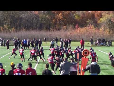 Mount Laurel vs Lumberton JV Playoff 11/12/2016