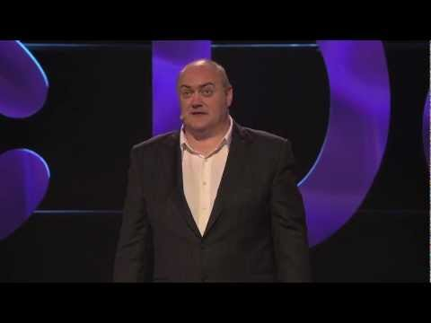 Dara Ò Briain Craic Dealer Live: Dara O Briain Talks Technology | WIRED