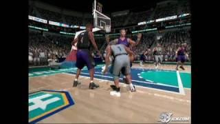 NBA Live 2005 Sports Gameplay