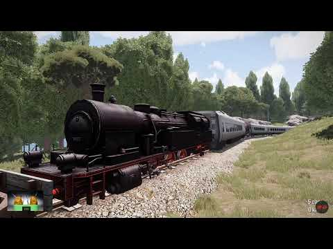 Tutorial Advanced Train Simulator (ATS) -  ATS Island  - 3DEN - ARMA 3 -G9 Trolouse00100011111010101 |