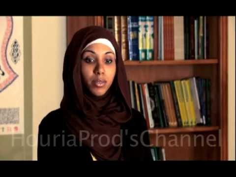 American Convert to Islam (Jasmin)