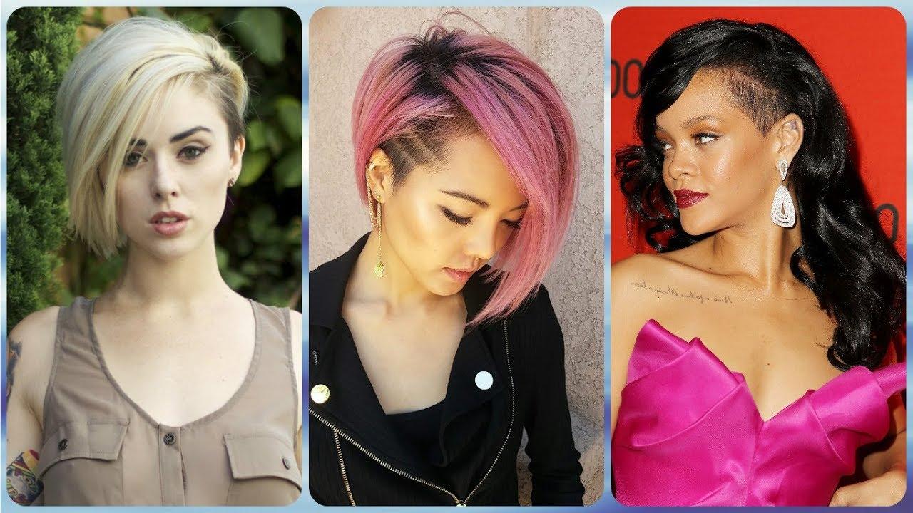 Die Neue 20 Ideen Zu Undercut Frisuren Frauen